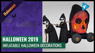 Top 10 Inflatable Halloween Decorations 2019