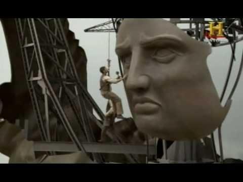 La historia de la estatua de la libertad youtube for Interior estatua de la libertad