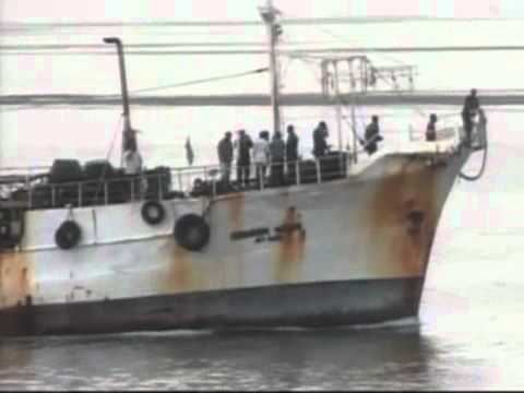 kenya ship video