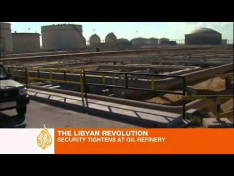 Security tightens at Libya's oil refineries