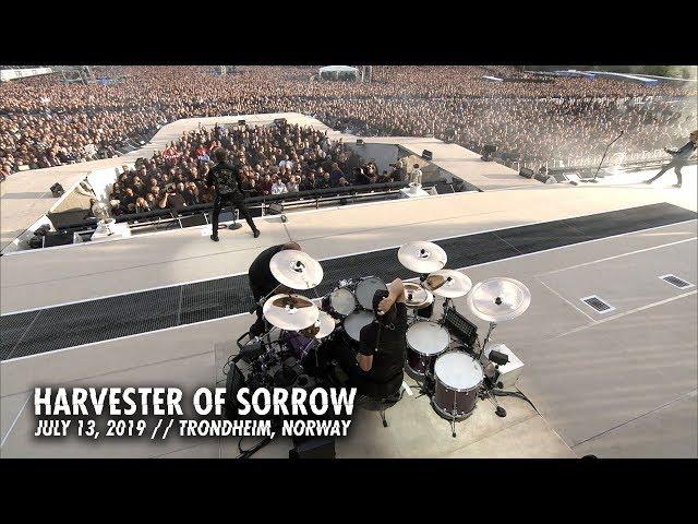 Metallica: Harvester of Sorrow (Trondheim, Norway - July 13, 2019)