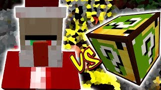BRUXA DO NATAL VS. LUCKY BLOCK CAMEL (MINECRAFT LUCKY BLOCK CHALLENGE CHRISTMAS WITCH)