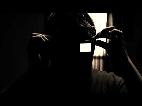 Dark Artistic Self Video w/ LED Glasses