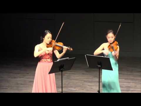 W. A. Mozart  Alla Turca  Violin duo