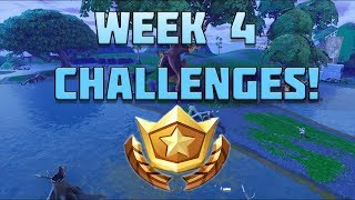 Search between a Bench, Ice Cream Truck and a Helicopter - WEEK 4 CHALLENGES