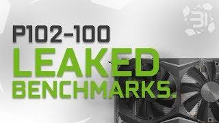 P102-100 Mining GPU Leaked Benchmarks.