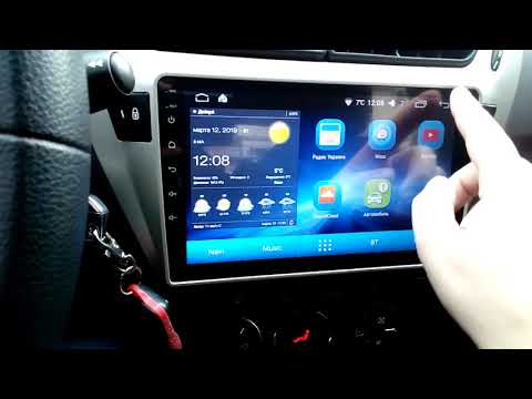 Обзор Android магнитолы Citroen Elysee