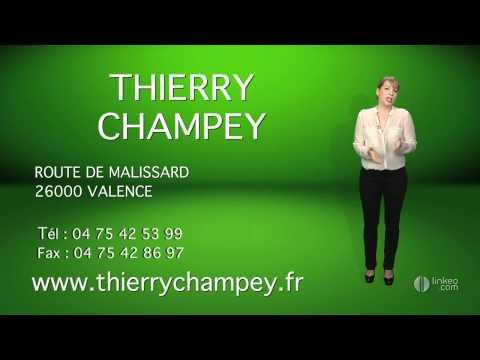 THIERRY CHAMPEY : Traiteur tous événements à Valence