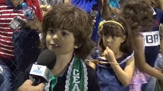 Mister Continente Ceará Infantil e Mister Município contam de como chegaram as passarelas
