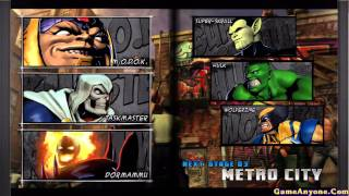 Marvel vs Capcom 3: Fate of Two Worlds (M.O.D.O.K., Taskmaster, Dormammu Pt. 1/2)