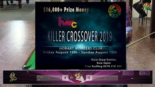 Killer Crossover Launceston Satellite 2019 - Semi and Final