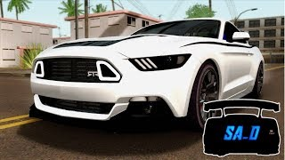 Ford Mustang RTR Spec 2 2015 | Car Showcase | SA Drifters