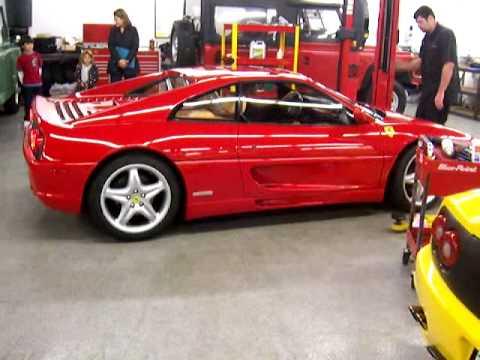 1995 Ferrari F355 Gts Youtube