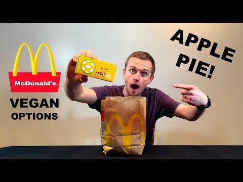 Eating Every Vegan Option at McDonald's (USA)