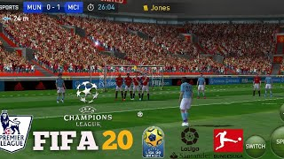 FIFA 20 Mod FIFA 14 Android Offline New Menu Best Graphics