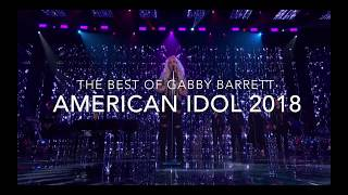 The Best of Gabby Barrett on AI 2018 (HQ Audio)