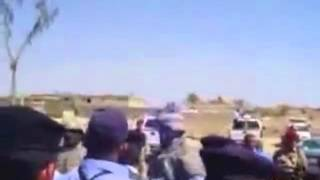 US Marine verbally destroys Iraqi Police