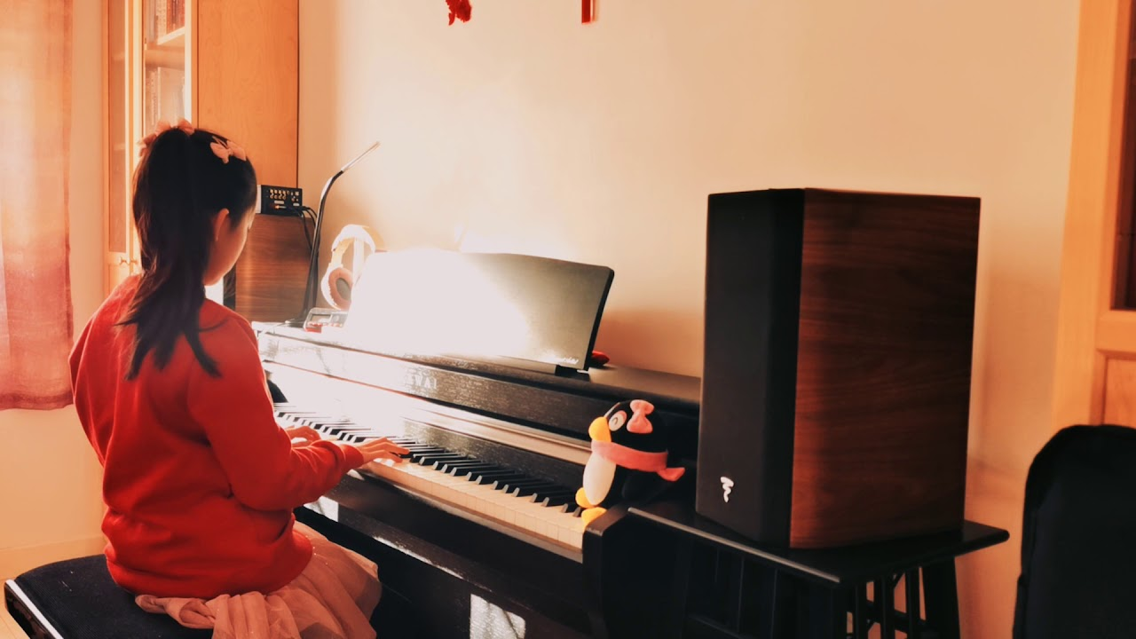 Download 陳奕迅 - 富士山下 /愛情轉移 piano by Viviane