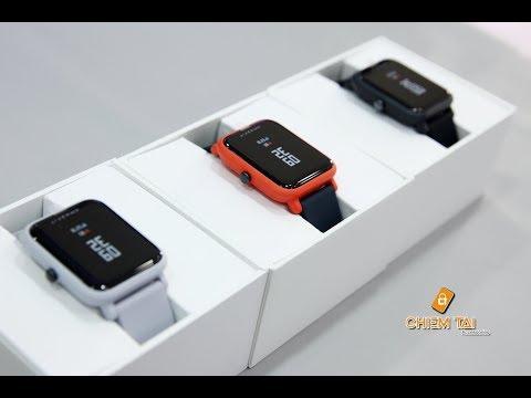 [Chiếm Tài Mobile] - Giới Thiệu Đồng Hồ Thông Minh Xiaomi Amazfit Bip
