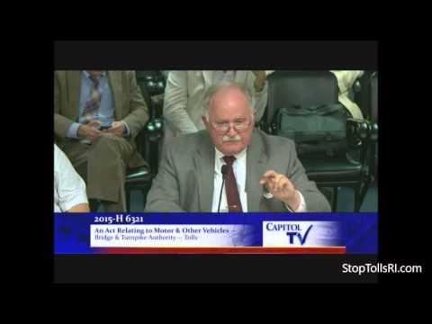 Stop Tolls RI: Michael Riley President, Motor Transport Association of Connecticut