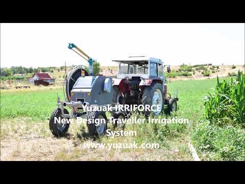 IRRIFORCE New Design Traveller Irrigator