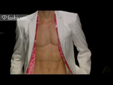 John Richmond Full Show - Milan Men's Fashion Week Spring 2012 | FashionTV - FTV.com