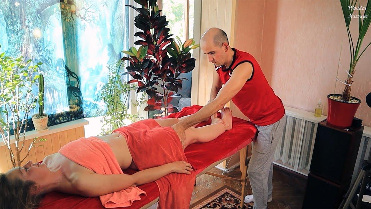 Powerful anti-cellulite massage