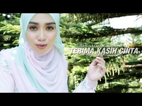 OST EKSPERIMEN CINTA | Tasha Manshahar Feat. RJ - Terima Kasih Cinta (Official Music Video)
