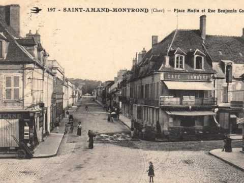 Memoire du siecle st amand montrond 18 youtube - Office du tourisme saint amand montrond ...