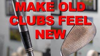GOLF CLUB FERRULE REFÏNISHING AND OTHER PRESEASON TIPS