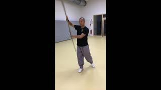 Shaolinzentrum I Shaolin Langstock Exercise I Teil 5 von 5
