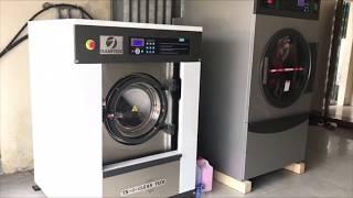 Máy giặt công nghiệp 25kg giá bao nhiêu tiền? Mua ở đâu tốt?