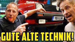 Erinnerung an alte ZEITEN! - Golf II GTD LLK - Neuigkeiten zum PRÜFSTAND!