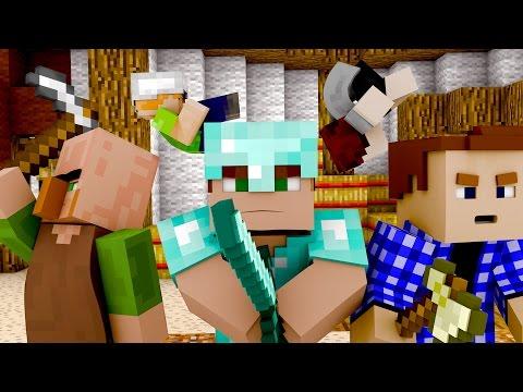 "Minecraft Song ♪ ""Tonight We Go to War"" ORIGINAL MINECRAFT SONG ANIMATION"
