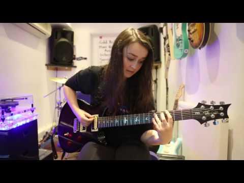 Slash Anastasia Guitar Cover By Freya 13