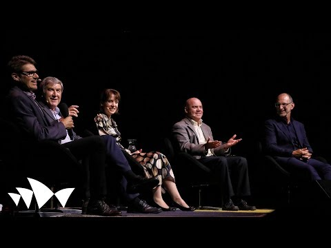 How will people live on Mars? | Panel discussion at Sydney Opera House