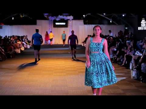 Koko Pacific at Pacific Runway Fashion