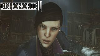 DISHONORED 2 Ending Final Boss - Low and High Chaos Endings
