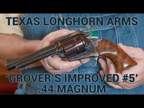 Texas Longhorn Arms