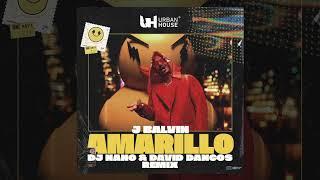 J Balvin - Amarillo (Dj Nano & David Dancos Remix)