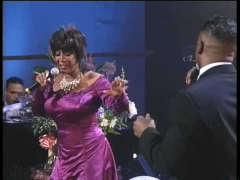 ON MY OWN - PATTI LaBELLE with Band Singers