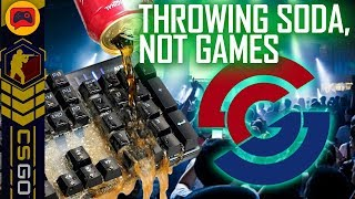 CSGO Pros Defend Syman Gaming Match Fixing Incident and Spilling Coca Cola