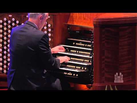 Give My Regards to Broadway (Organ Solo) - Mormon Tabernacle Choir