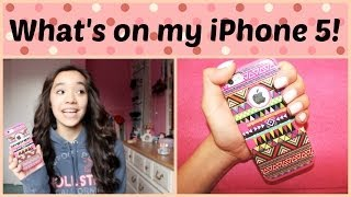 What's on my iPhone 5! (UPDATED) Thumbnail