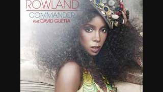Kelly Rowland ft. David Guetta - Commander Sped Up
