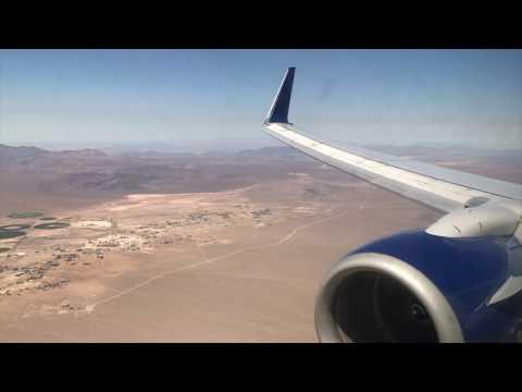 Delta 737-800 - Seattle To Las Vegas