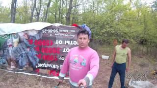 Активная рыбалка на волге  туризм , отдых , г Саратов  щука, жерех, прогресс -2(18 дней на острове., 2016-05-22T23:00:27.000Z)