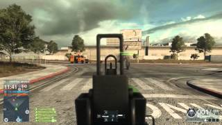 Battlefield Hardline - RPG-7V2 Montage #1