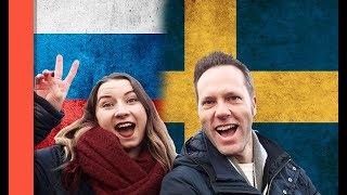 Language Challenge - SWEDISH VS RUSSIAN #3