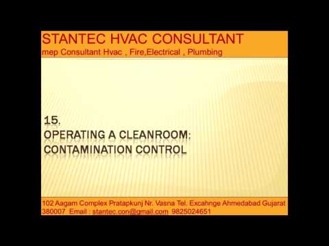 802   Operating of clean room stantec HVAC Consultant 9825024651